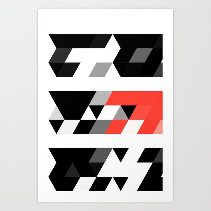 2dym Art Print