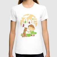 hobbes T-shirts featuring Shaggy n Scoob by Moysche Designs