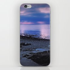 Evening sunset iPhone & iPod Skin