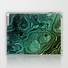 MALACHITE GREEN Laptop & iPad Skin