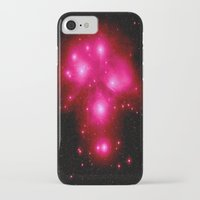 constellation iPhone & iPod Cases featuring constellation : 7 Sisters of Pleaides by 2sweet4words Designs