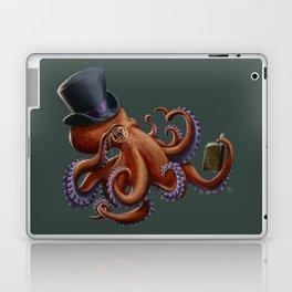 Tentacled Monocled Sir Laptop & iPad Skin