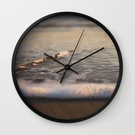 A Wrinkle Wall Clock
