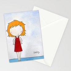 Sassy Stationery Cards