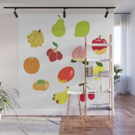 Fruits Fruits Fruits! Wall Mural