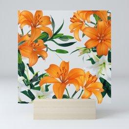 Glorious Lilies Mini Art Print