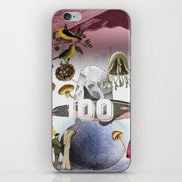 100 iPhone Skin