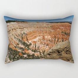 Amazing Bryce Canyon View Rectangular Pillow