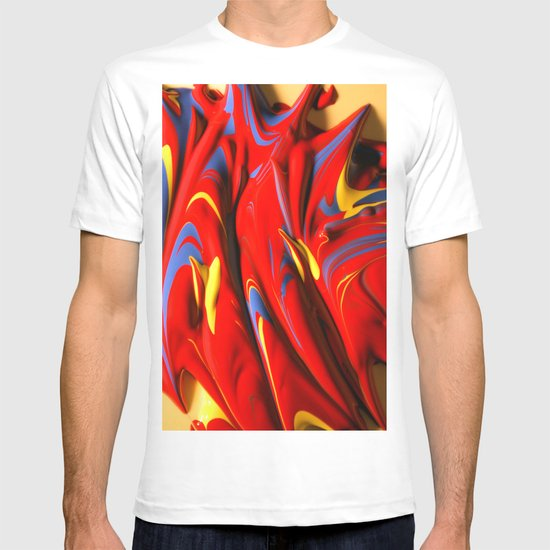 Paint Spill T-shirt