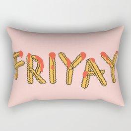 FRI YAY Rectangular Pillow