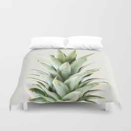 Calm pineapple Duvet Cover