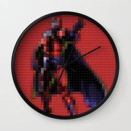 Magneto - Legobricks Wall Clock