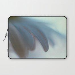 Ghostly Flower Laptop Sleeve
