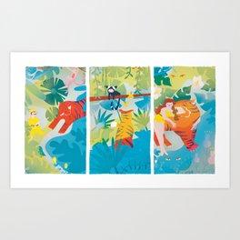 The Tyger Art Print