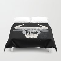 coven Duvet Covers featuring Coven by Edwoody
