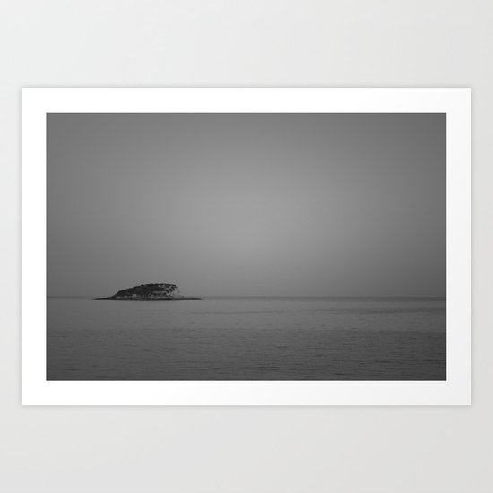 Emerged From The Sea Art Print