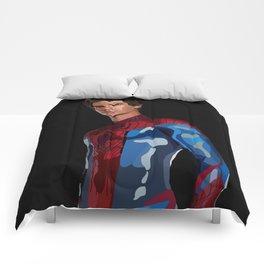 andrew garfield Comforters