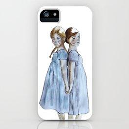 meninas iPhone Case