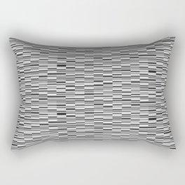 Vintage Lines Rectangular Pillow
