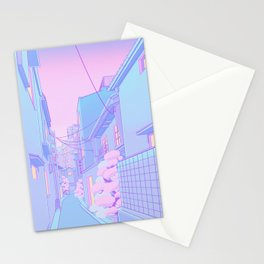 Osaka Morning Stationery Cards