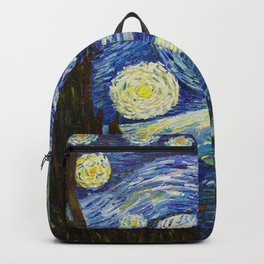 THE STARRY NIGHT - VAN GOGH Backpack