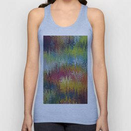 Abstract 192 Unisex Tank Top