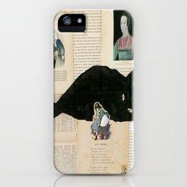 Cat Noir #9 iPhone Case