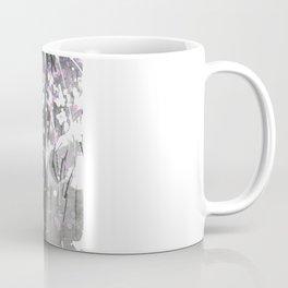 Sumie No.19 Weeping Cherry Blossoms Coffee Mug