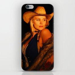 Warmth of the Fire II iPhone Skin