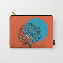 Cats under the blue moon Carry-All Pouch