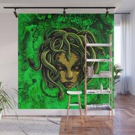 Medusa Wall Mural
