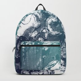 Inky Shadows - Blue edition Backpack