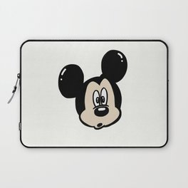 Funny Mickey Mouse Laptop Sleeve
