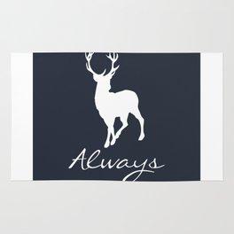 Always a Deer Rug