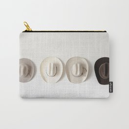 Cowboy Hat Wall Carry-All Pouch