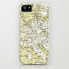 1938 Europe Slim Case iPhone (5, 5s)
