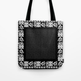 Ethnic seamless pattern with american indian traditional ornament  Tote Bag