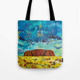 The Great Southland Tote Bag