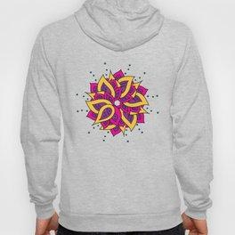 Lotus Mandala Hoody