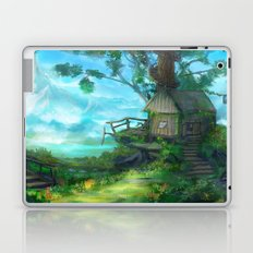 Cliffside Observatory Laptop & iPad Skin