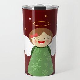 Ange (rouge) Travel Mug