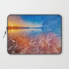 Acrylic Potomac Sunset Laptop Sleeve