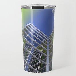 look into the sky -3- Travel Mug