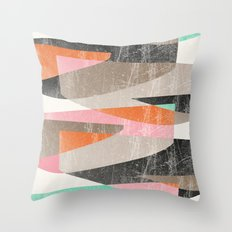 Fragments XIII Throw Pillow