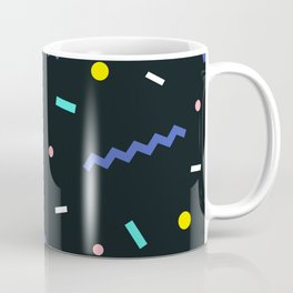 Memphis pattern 53 Coffee Mug