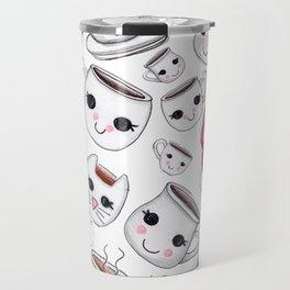 Coffee Cuppa Travel Mug