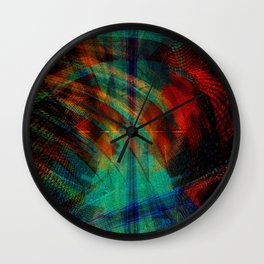 Blanket Wall Clock