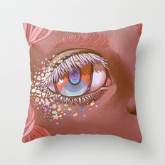 What's On Your Mind? Throw Pillow