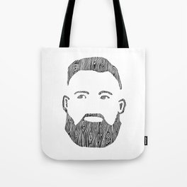 The Woodworker Tote Bag