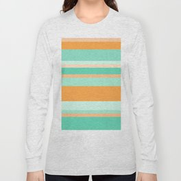 Summer Stripes II Long Sleeve T-shirt